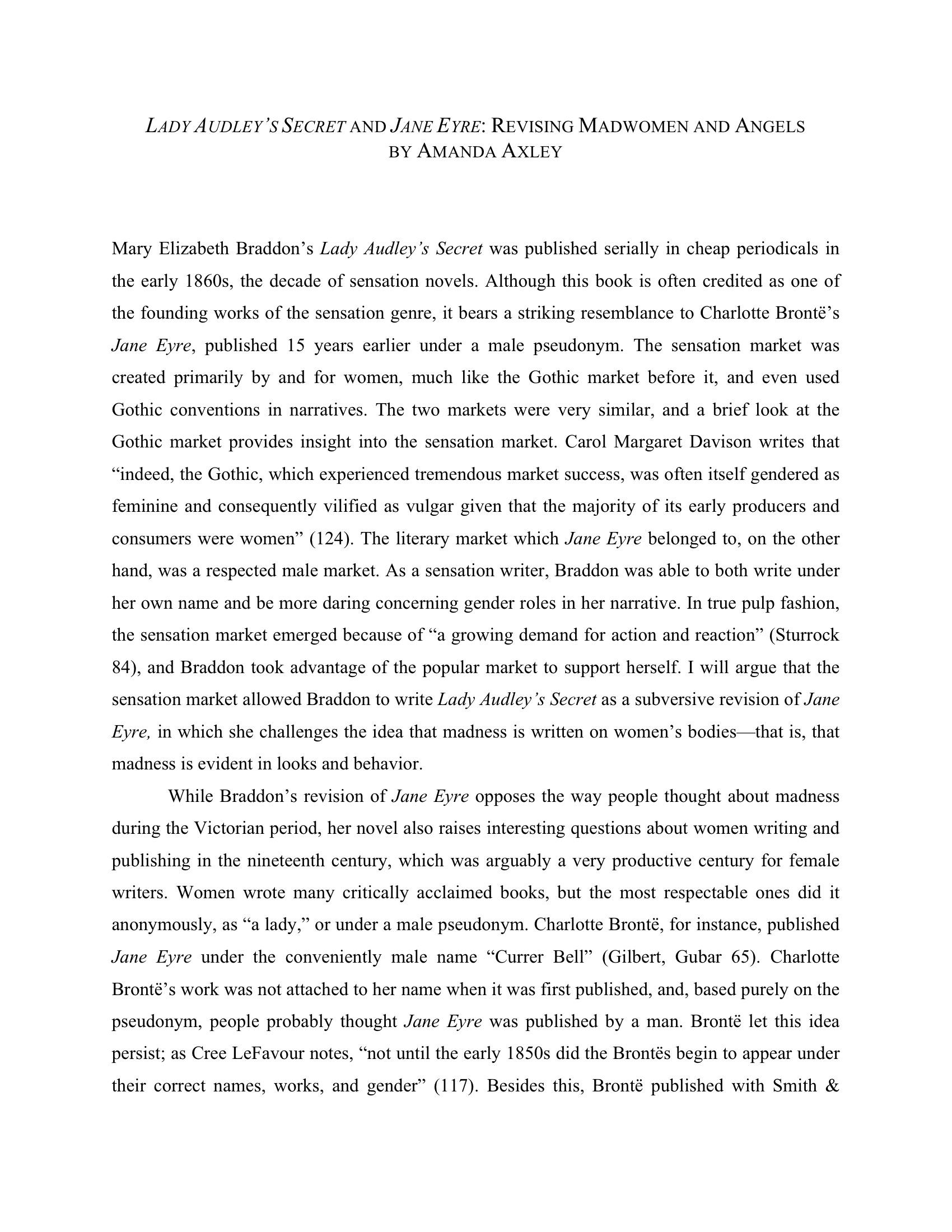 Lady Audrey's Secret and Jane Eyre_ Revising Madwomen and Angels - Amanda Axley-1.jpeg