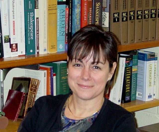 Professor Charlesbois is serving as our judge for our annual Howard Wilson Prizes in Literary Criticism. Following her lecture, she'll award this year's prizes.