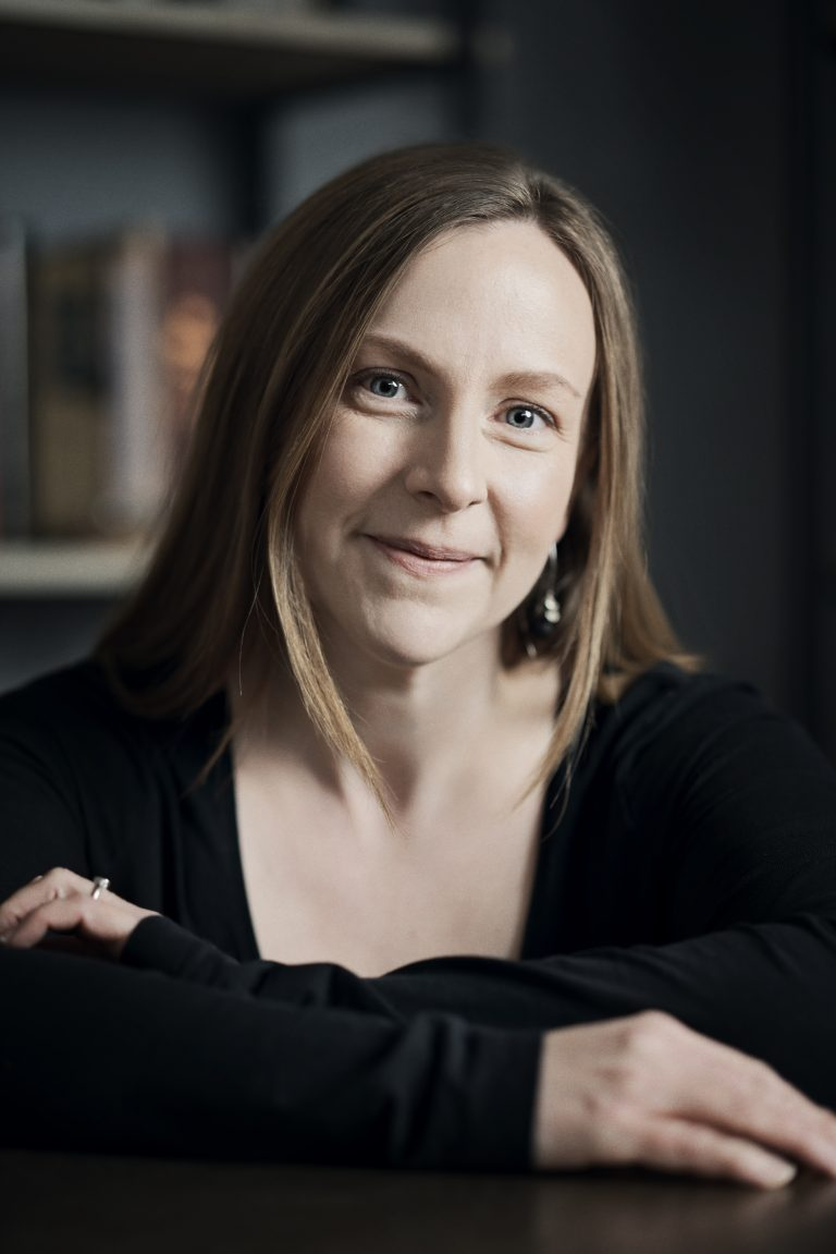 photo: Tyler Steimie   Caitlin Horrocks is serving as our judge for the Davenport Fiction prize. Following her reading, she'll award this year's prizes.