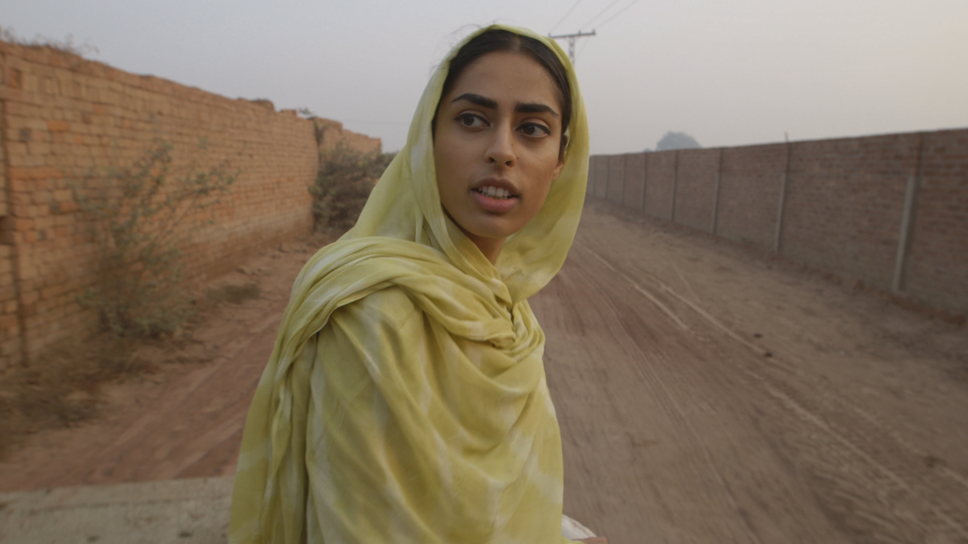 "On a shoot in Lahore, Pakistan for VICE / HBO's 2014 Emmy winning episode, ""Bonded Labor."""