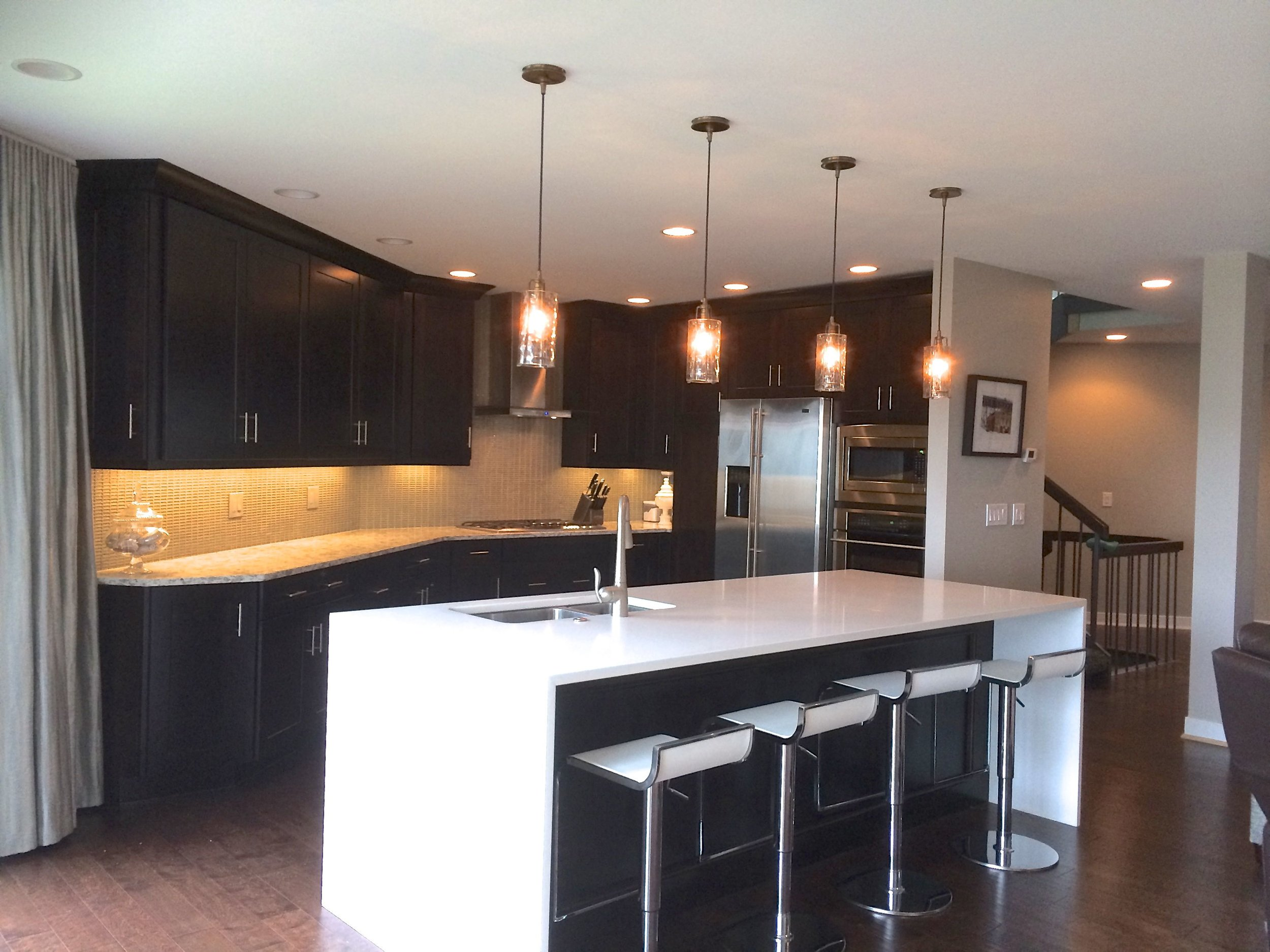 Redesigned Kitchen After