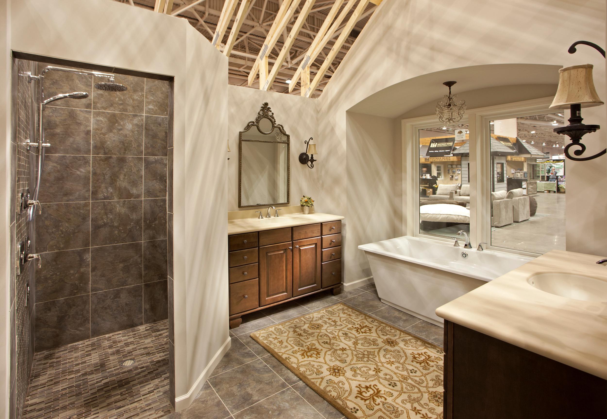 Idea Home Bath Rachel Kate Design