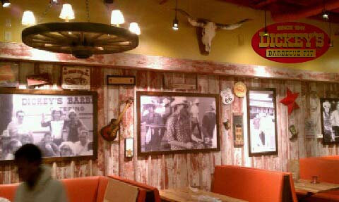 Dickey's BBQ Eden Prarie - Rachel Kate Design