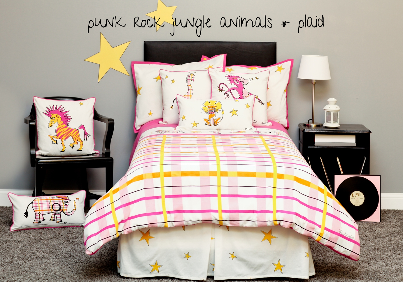 PR Girls Bedding Rachel Kate