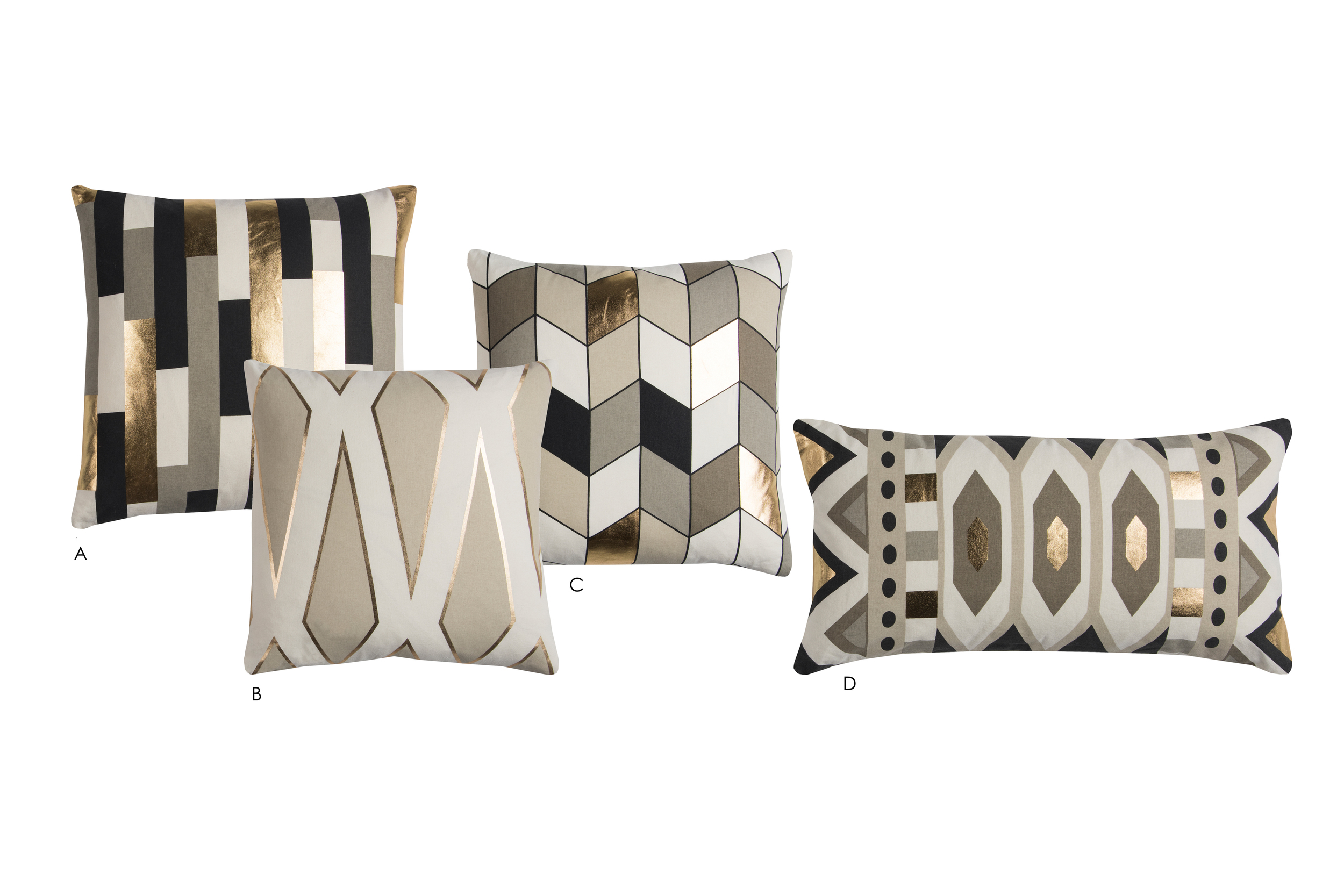 RACHEL KATE FOR RIZZY HOME PILLOWS