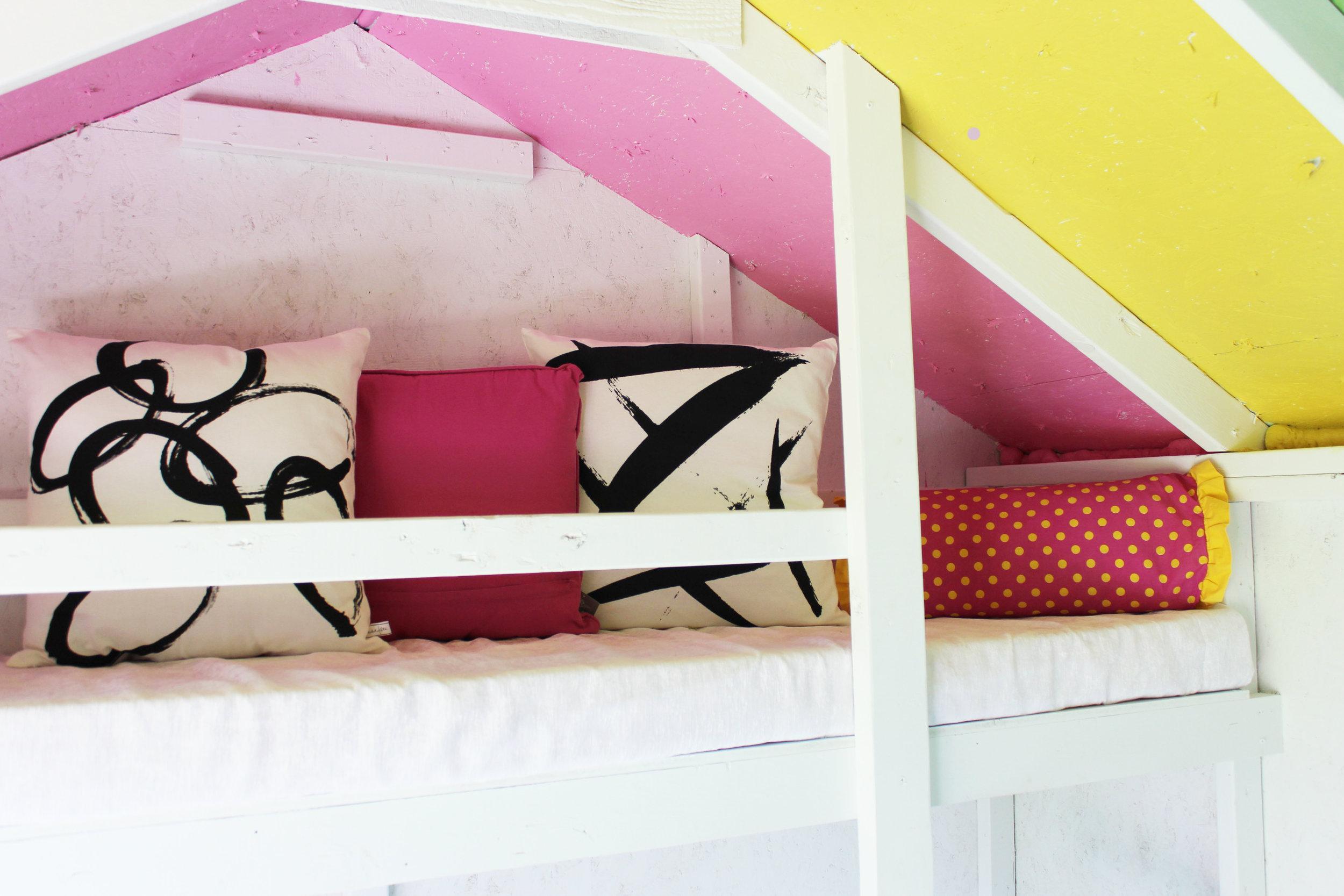 Rachel Kate Pillows