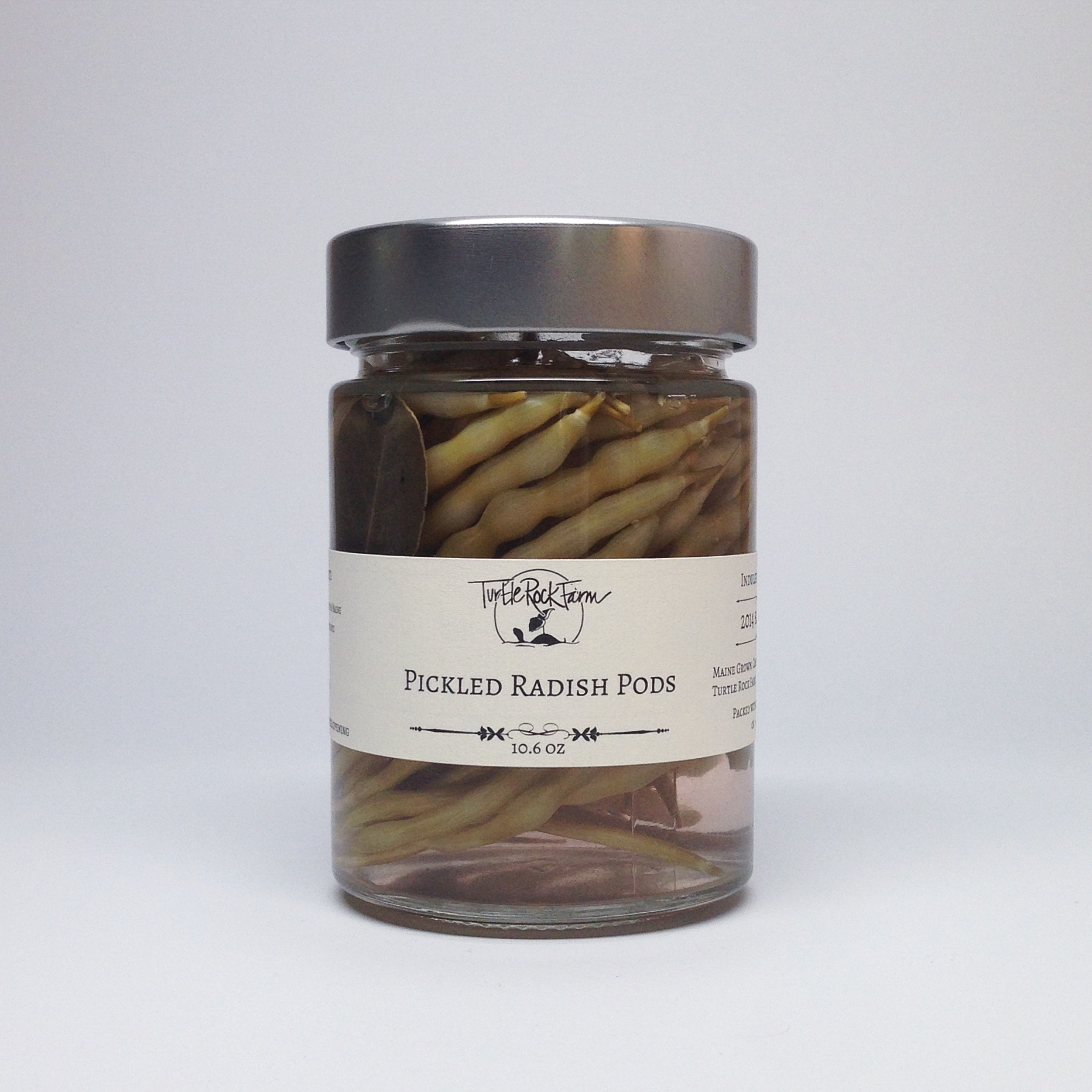 Pickled Radish Pods