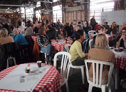 Farmers Market Public Engagement -
