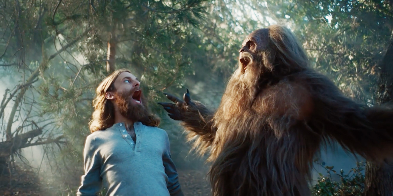RUNNIN' WITH SASQUATCH / JACK LINKS - Directed by Dugan O'Neal