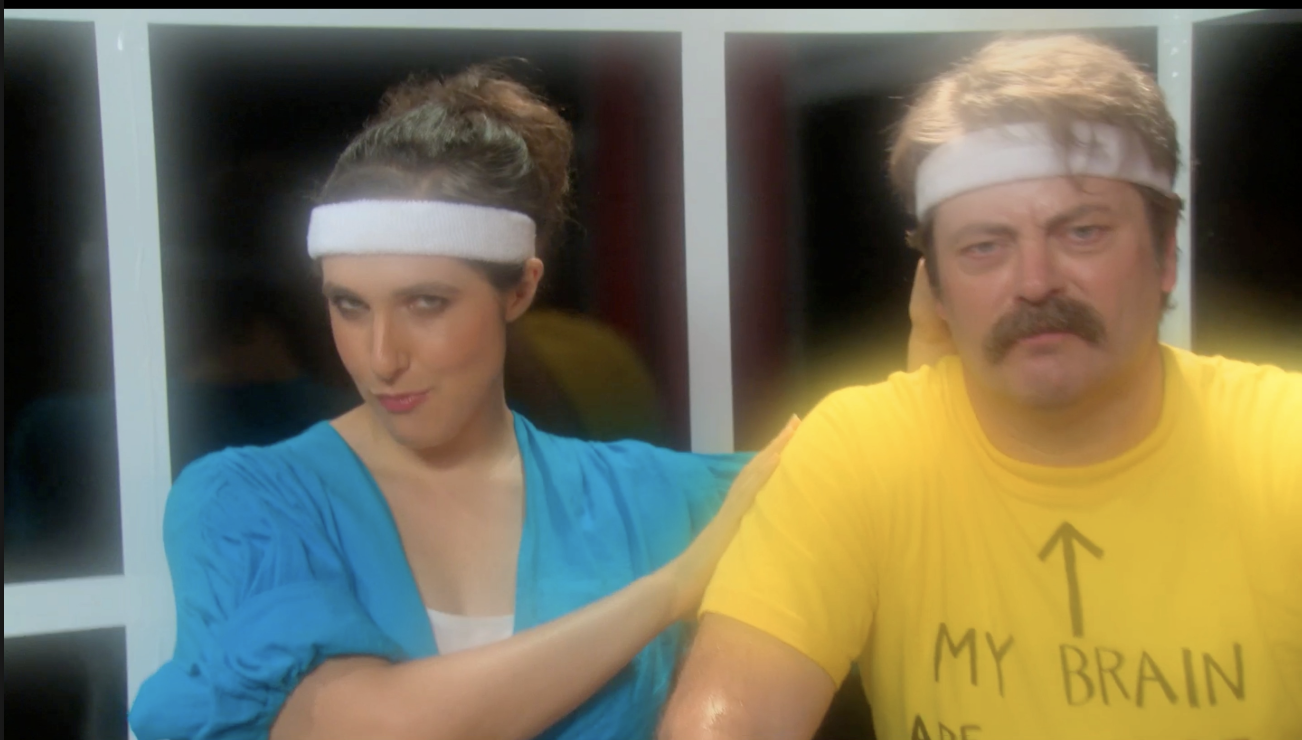 LET'S GET PHYSICS, Y'ALL - Featuring Megan Amram, Nick Offerman, Steve Agee& Rich Fulcher