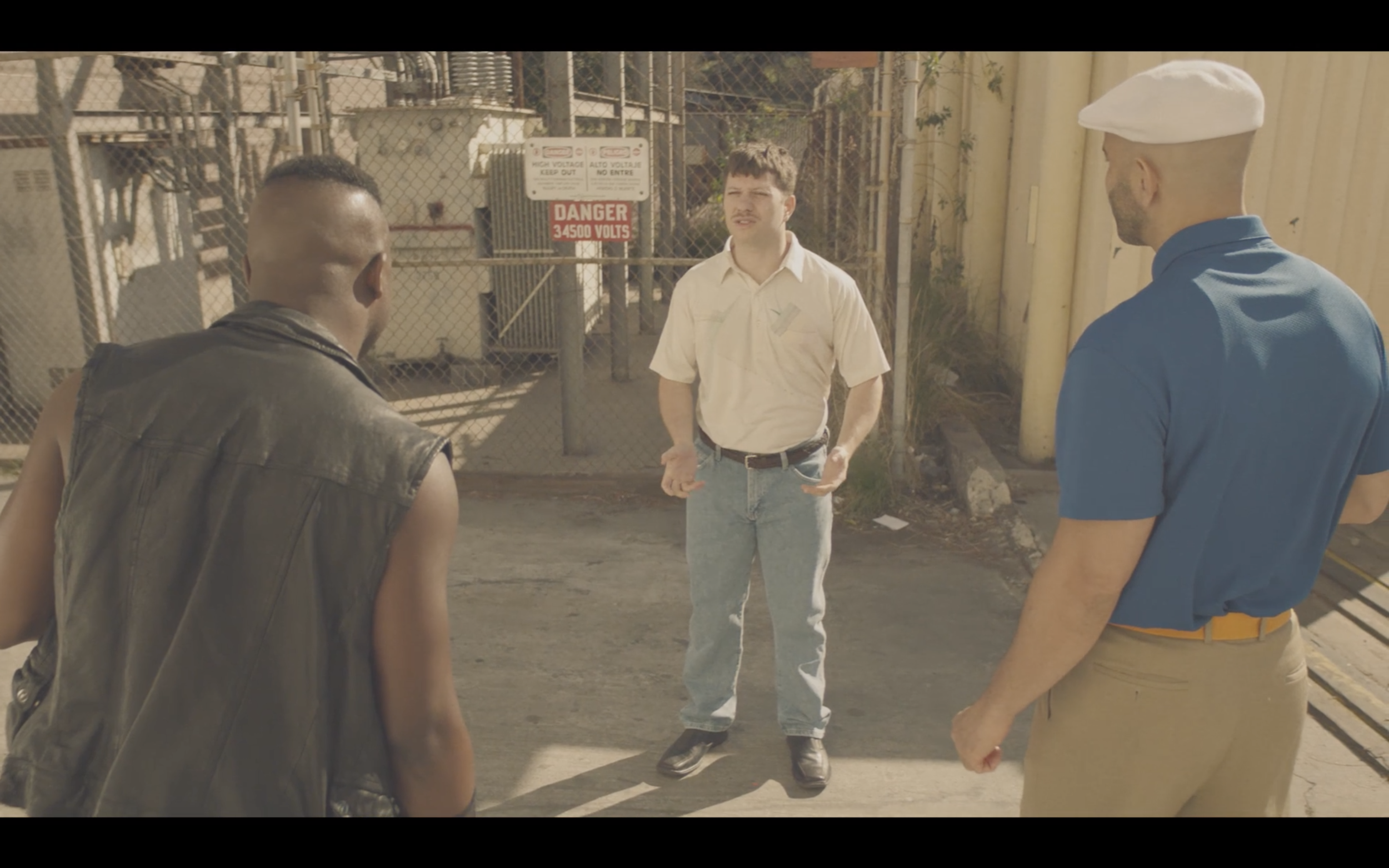 BEEFCAKES - SHORT FILM - Directed by Andrew Madsen Jacobson