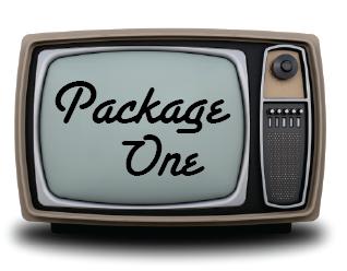 "image of aatv logo/w ""package 1"""