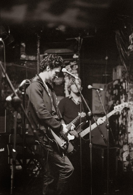 Swedish Music Showcase (Moneybrother), CBGB's, New York (2005)