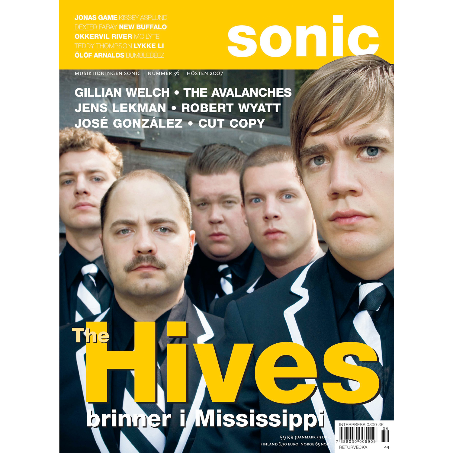 The Hives (Sonic magazine)