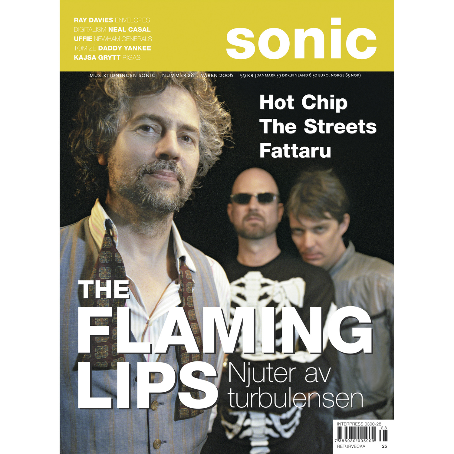 Flaming Lips (Sonic magazine)