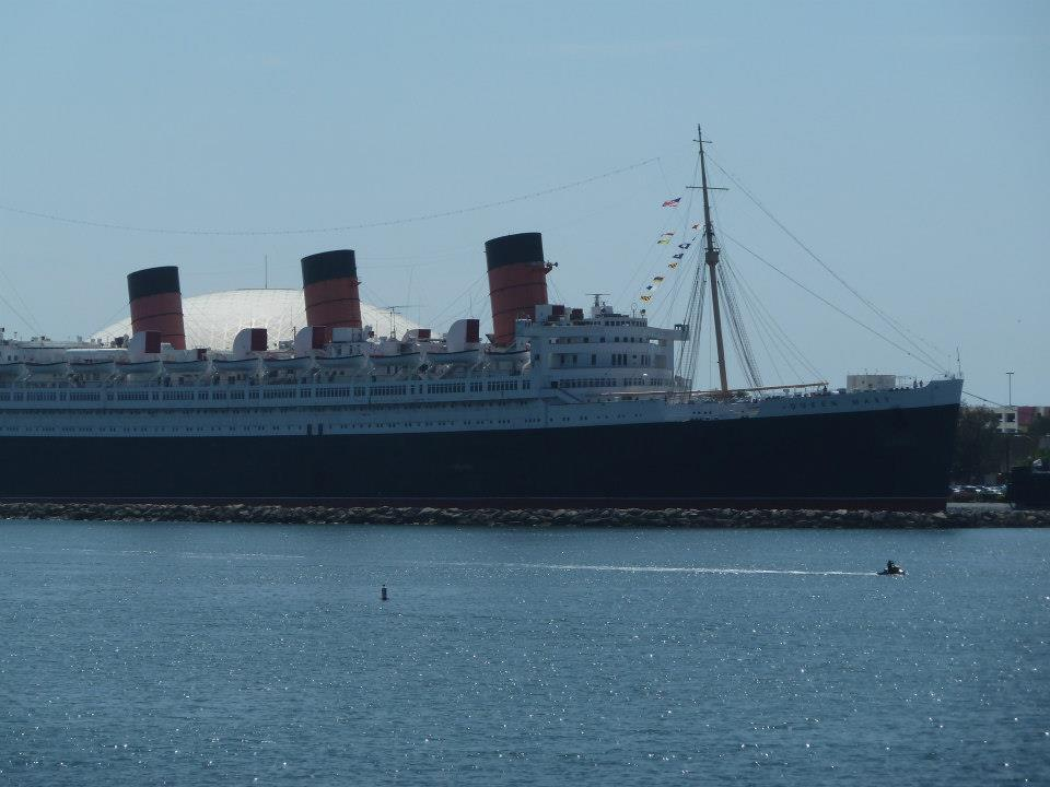 Check out the Queen Mary.