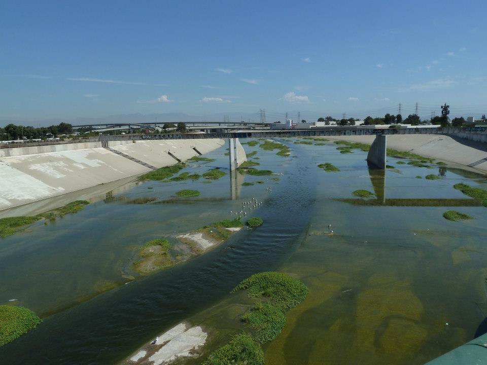 Explore the LA River.