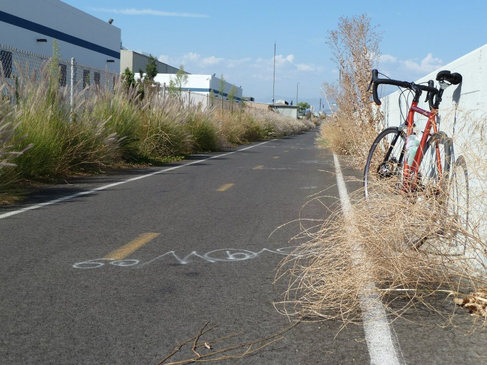 Cruise some bike paths.