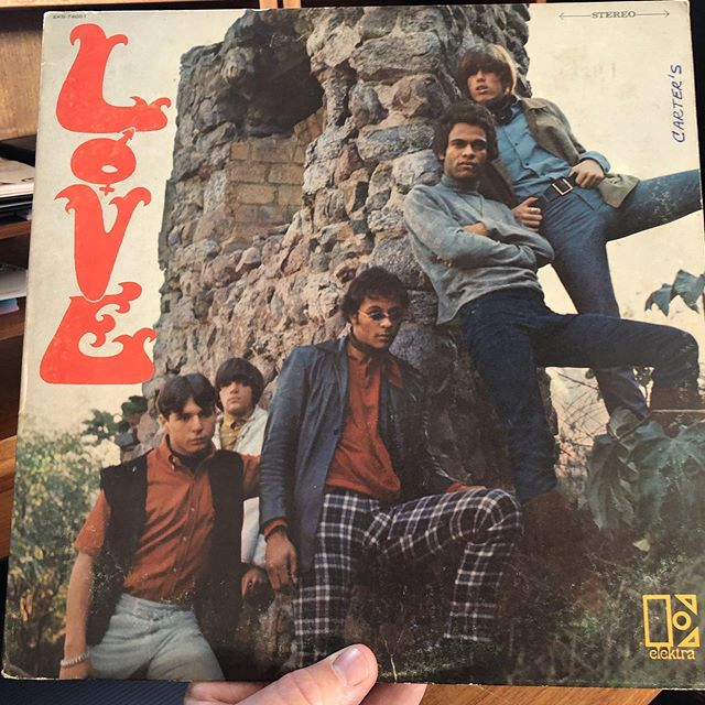 Classic. Underrated for their influence on LA's 60s music scene. What could have been? Dad's old record. #vinyl #fluance #classicrock