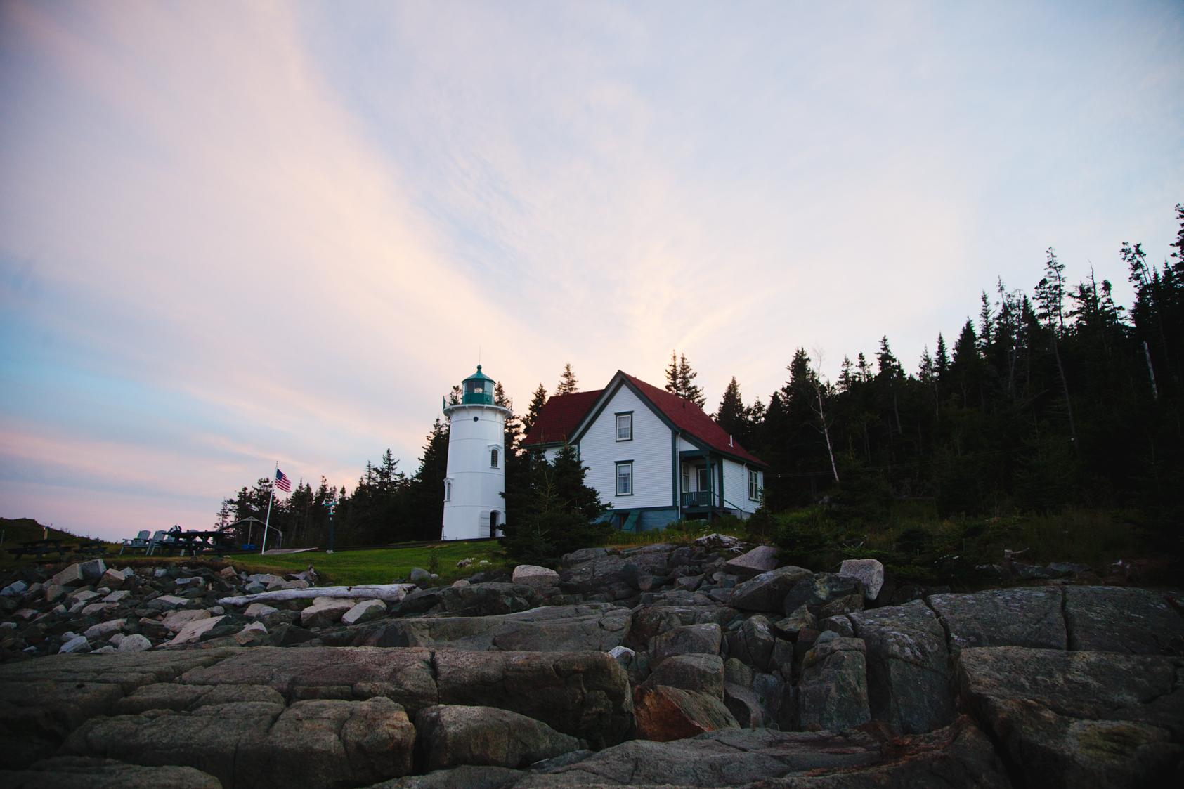 Little River Lighthouse ( Michelle K. Martin )