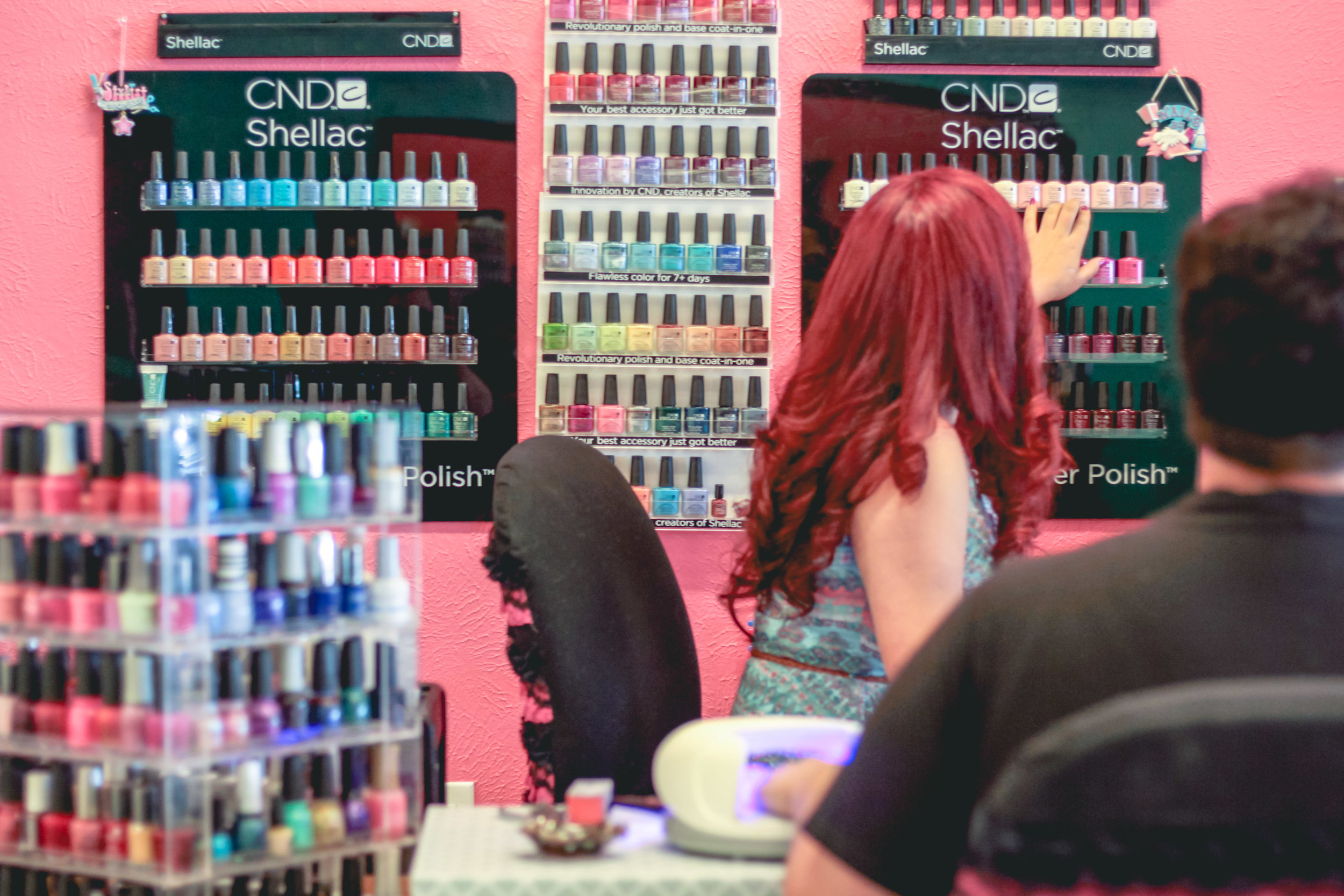 Oooh Girl Who Did Your Hair Salon & Spa  - Albuquerque, NM