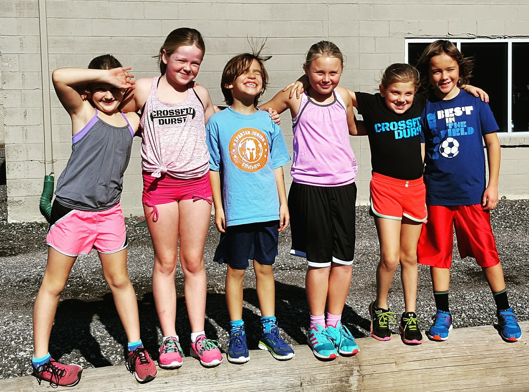 Durst Kids & Teens. - We get kids to LOVE exercise.