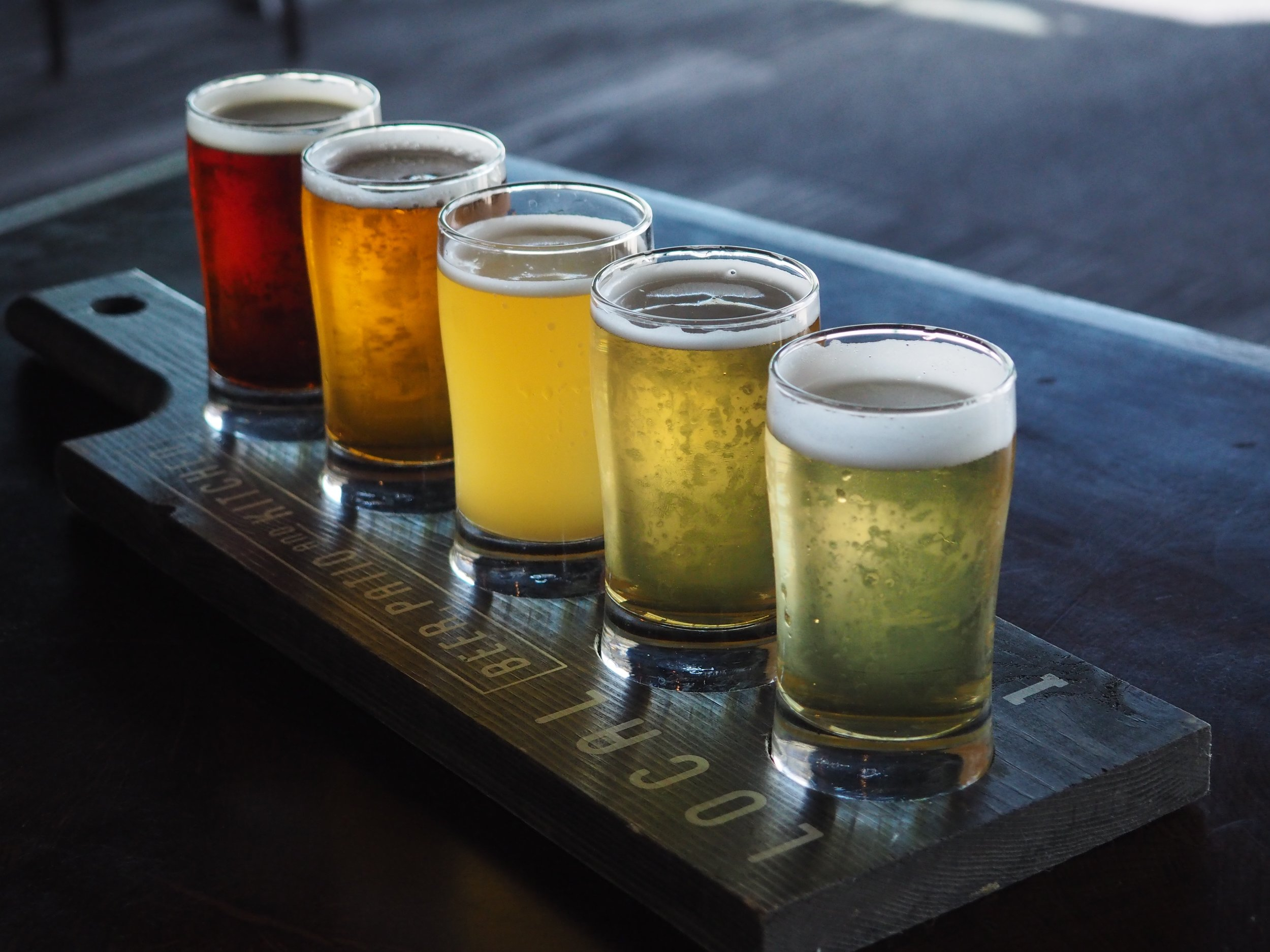 8. Local Spirits. - Crossfitters work hard but they also like to relax and unwind. Most would love a great bottle of wine or a few beers from a local craft brewery. Have you checked out Bell City Brewery or Mash Paddle?