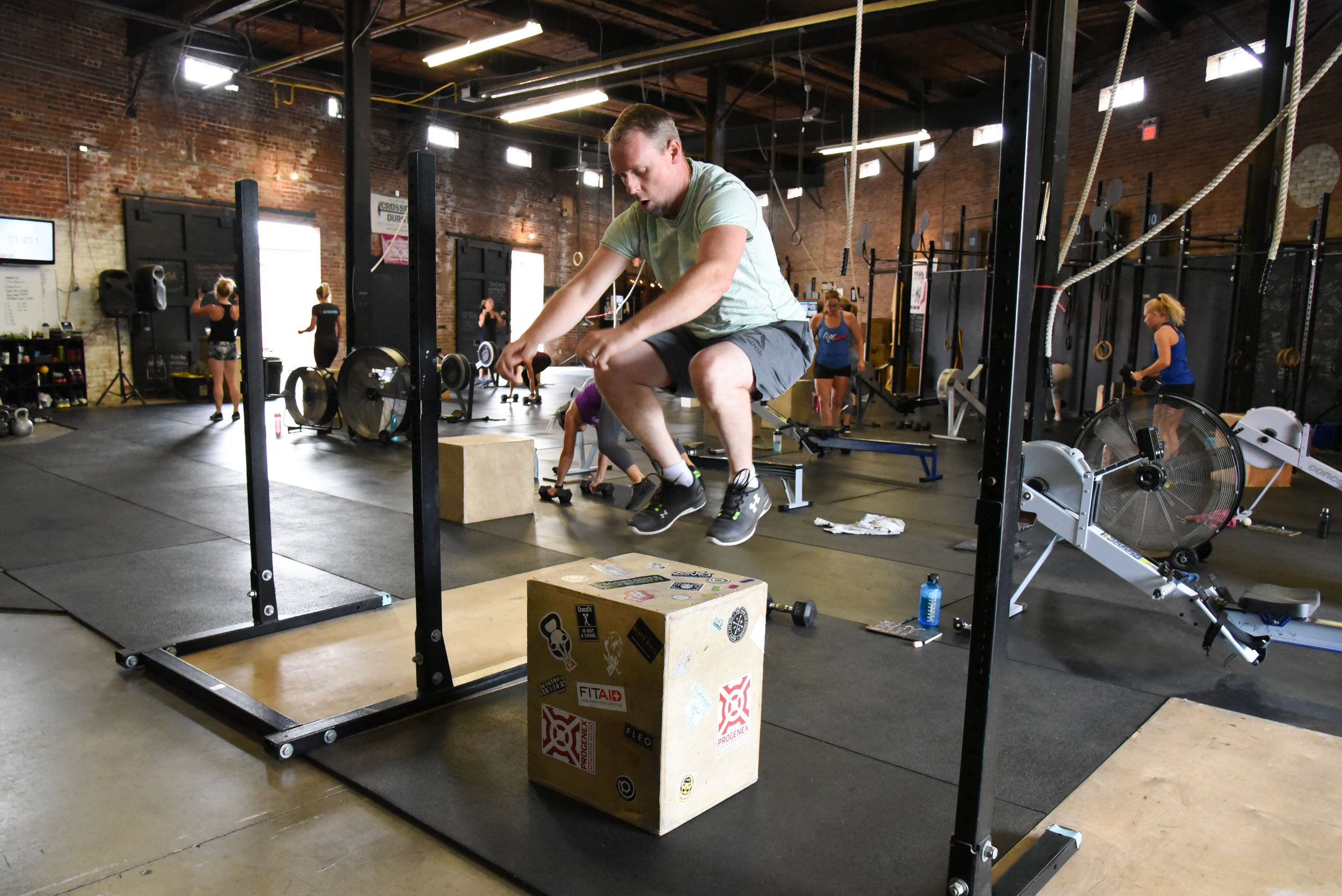 Unlimited Classes - Take advantage of all 3 of our programming Streams. CrossFit WODs, BURN & BUILD.3-6x's per week.$140 / monthAll prices are subject to HST.