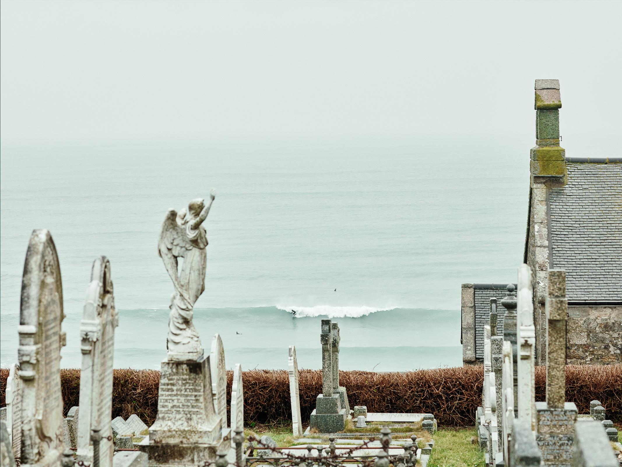 British Surfing Landscape -