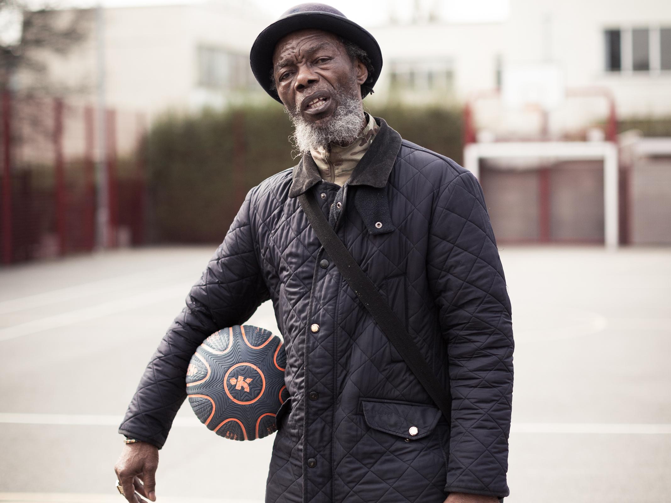 Basketball -