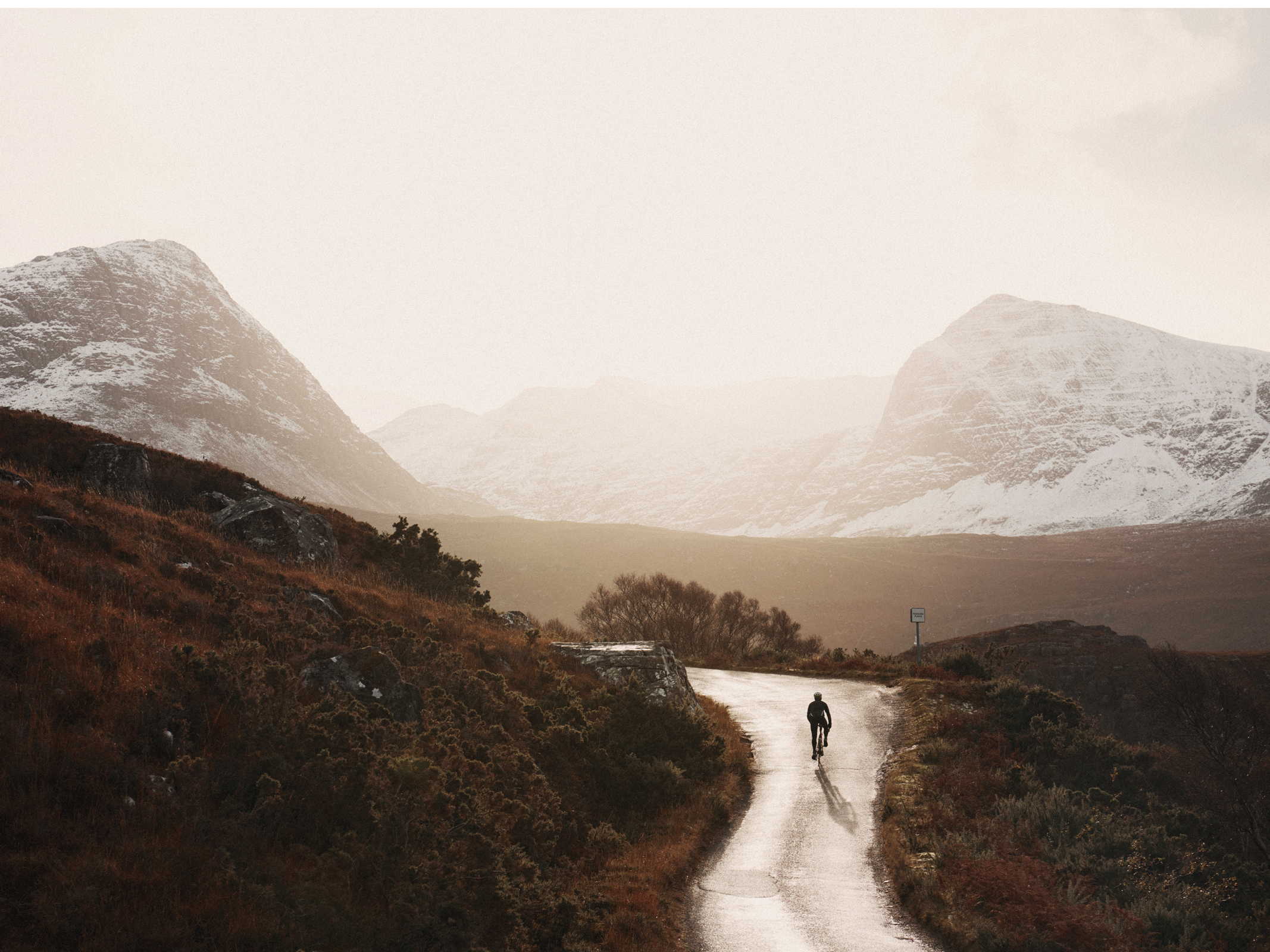 Scottish Cycling Landscape -