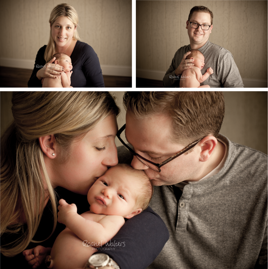 Macomb County Michigan Newborn Photographer