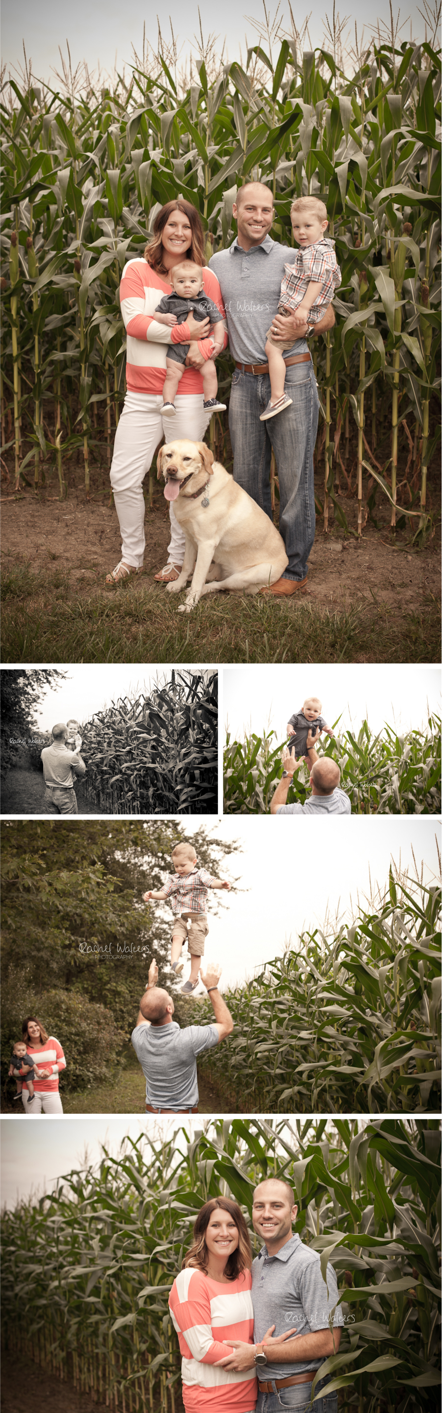 Chesterfield Michigan Family Photographer
