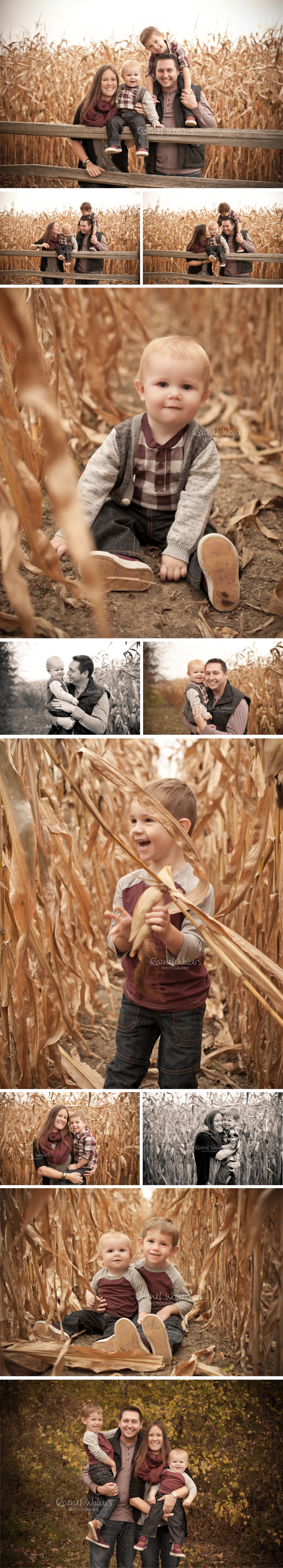 Family Session Pose Ideas