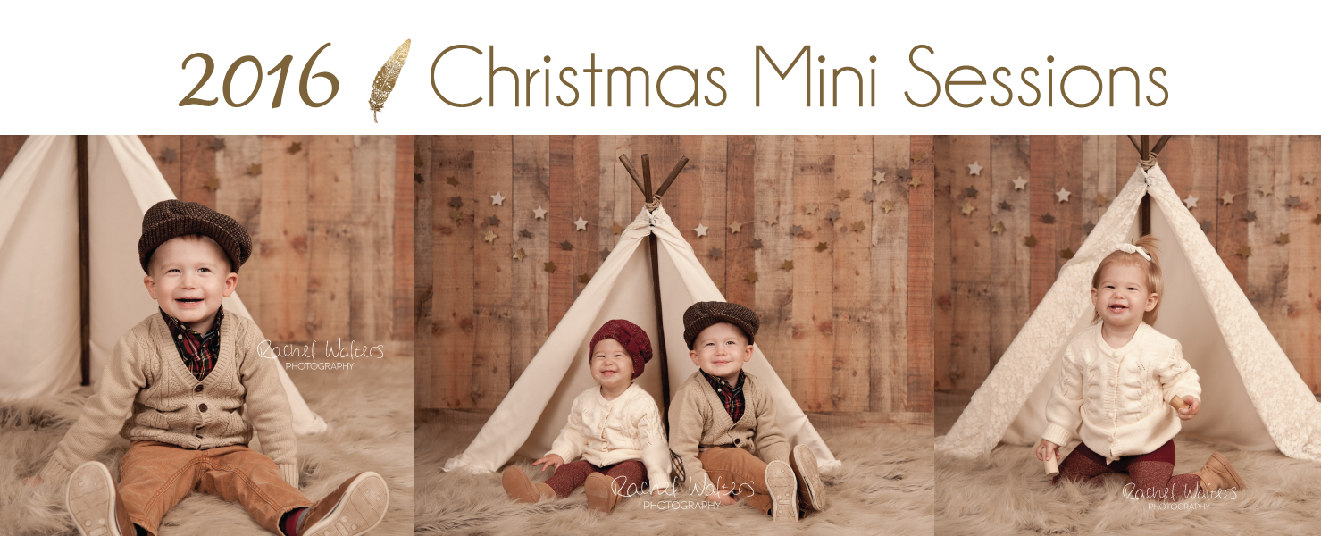 Rachel Walters Photography 2016 Christmas Mini Sessions