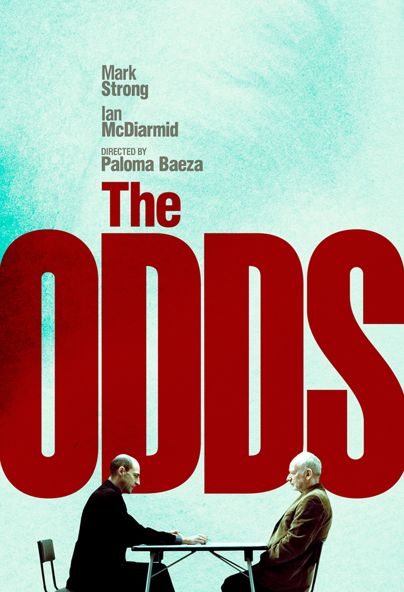 The Odds   Short film Directed by Paloma Baeza  Mark Strong • Ian McDiarmid   http://www.imdb.com/title/tt1473812/
