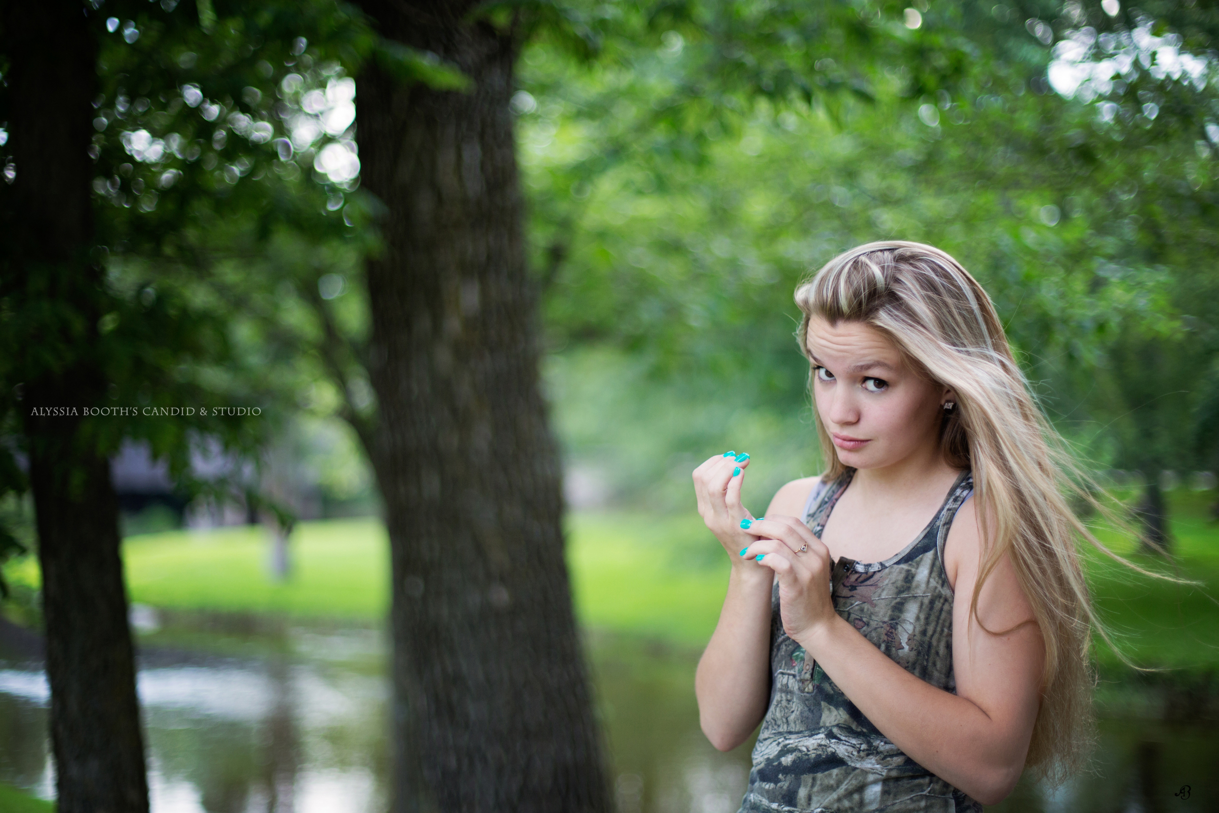 Attitude | Senior Portraits | Alyssia Booth's Candid & Studio | Okemos Mi | Wisconsin Photoshoot