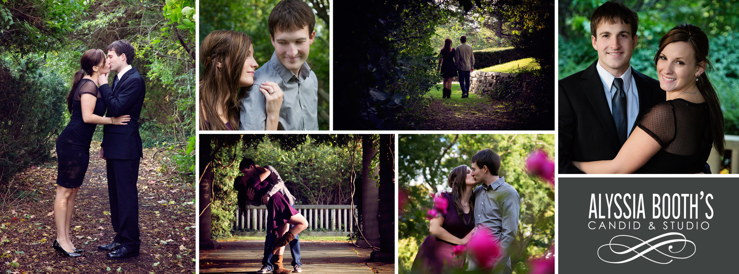 Lauren + Paul Engagement Photo Shoot Preview Blog