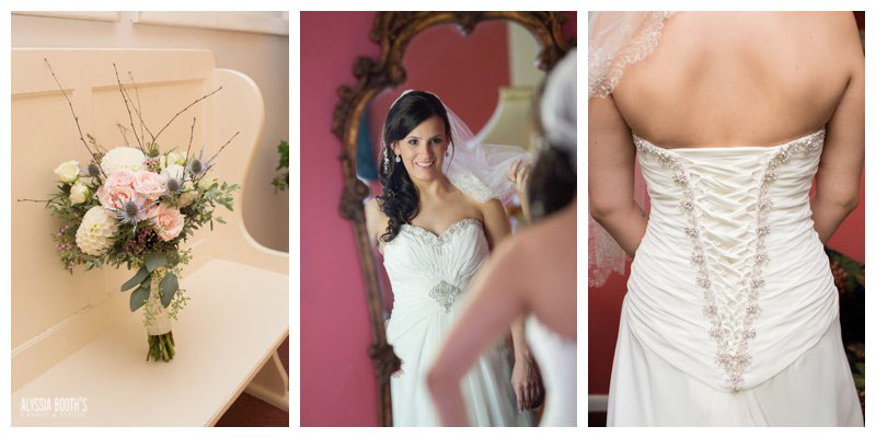 Wedding at the English Inn | Alyssia Booth's Candid & Studio