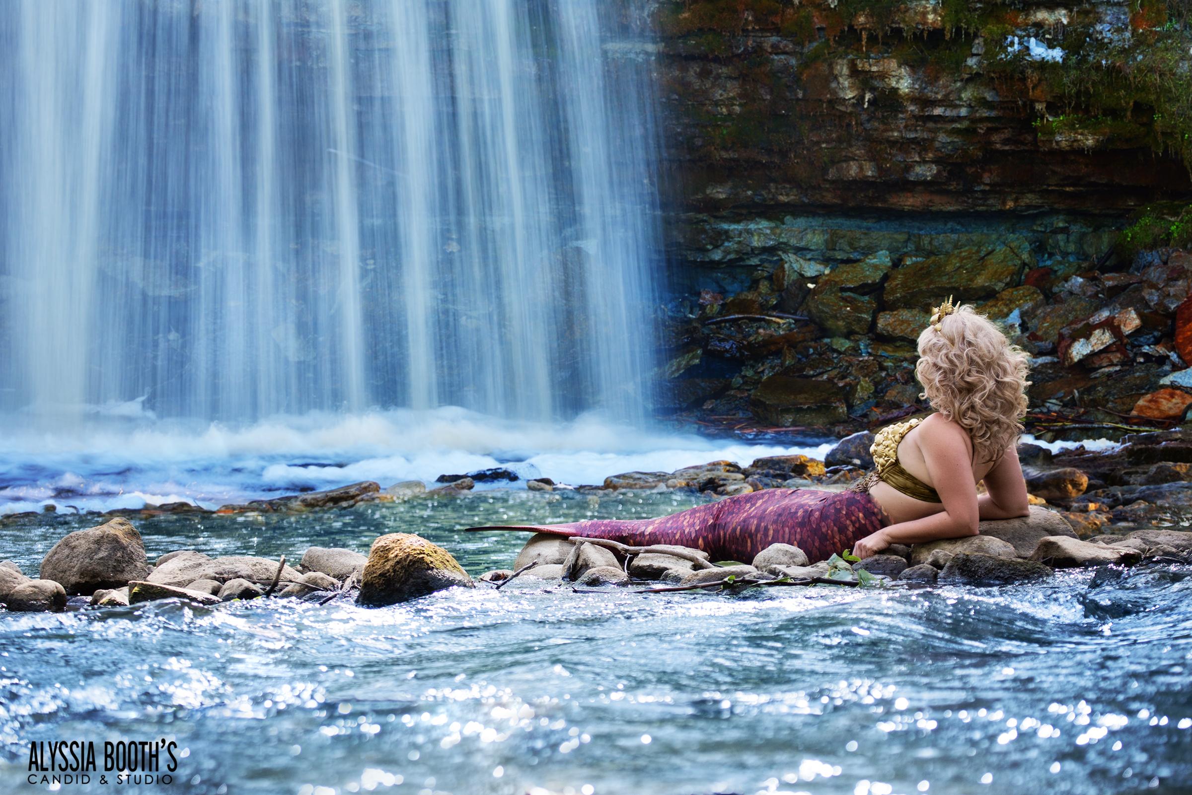 Mermaid Lagoon   Alyssia Booth's Candid & Studio   East Lansing Photographer