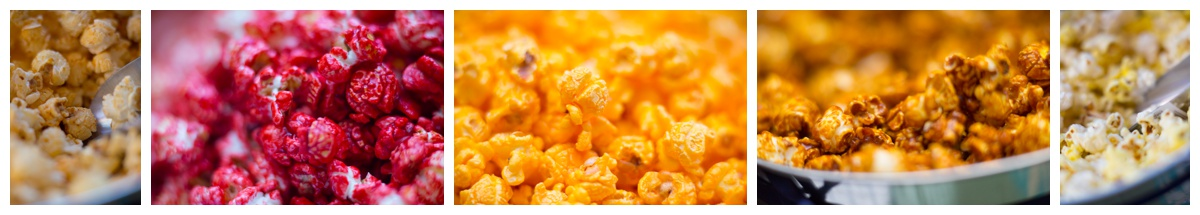 The Popcorn| Popcorn Bar | Wedding Photographer | Alyssia Booth's Candid & Studio