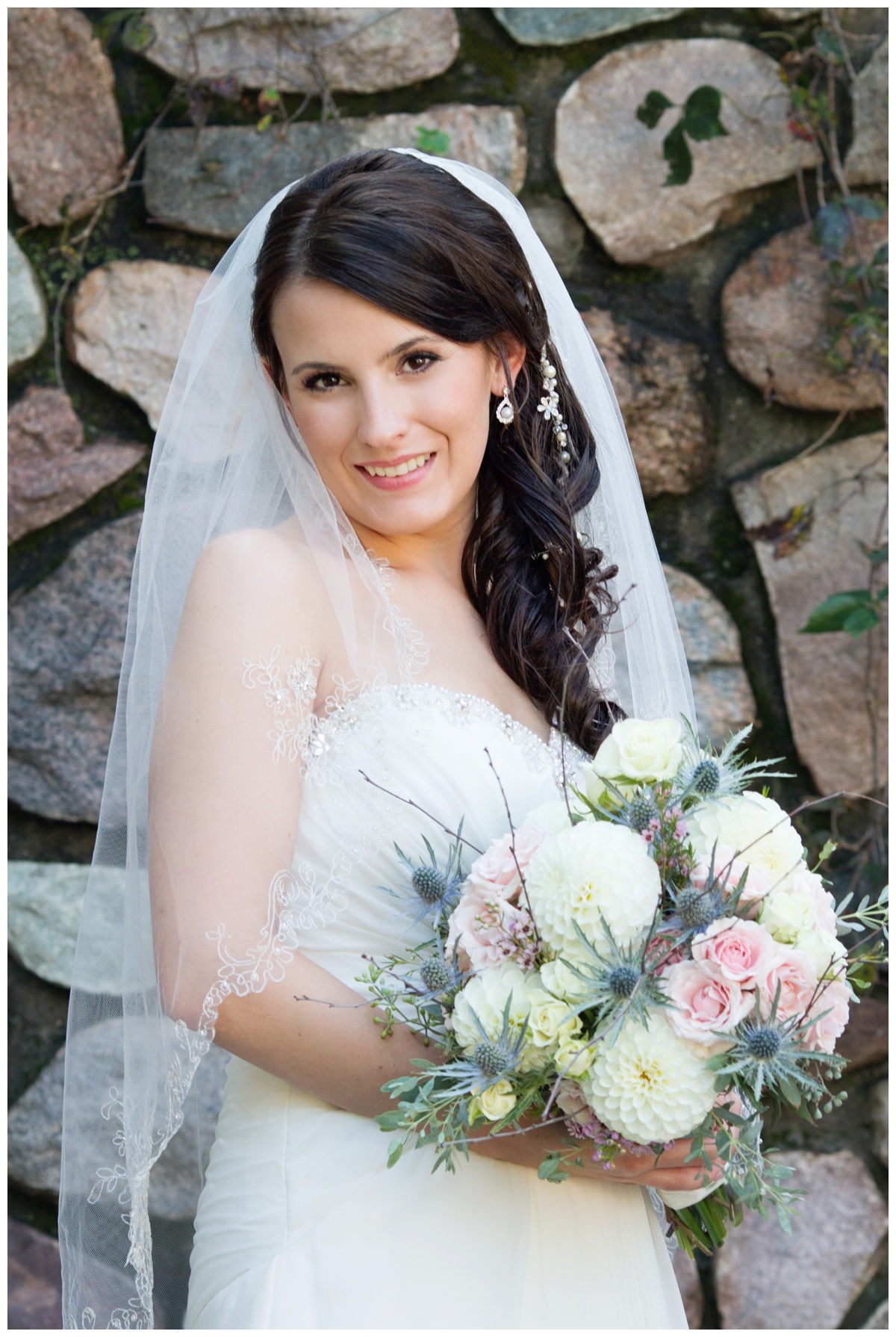 Bride | Michigan Wedding Photography | Alyssia Booth's Candid & Studio