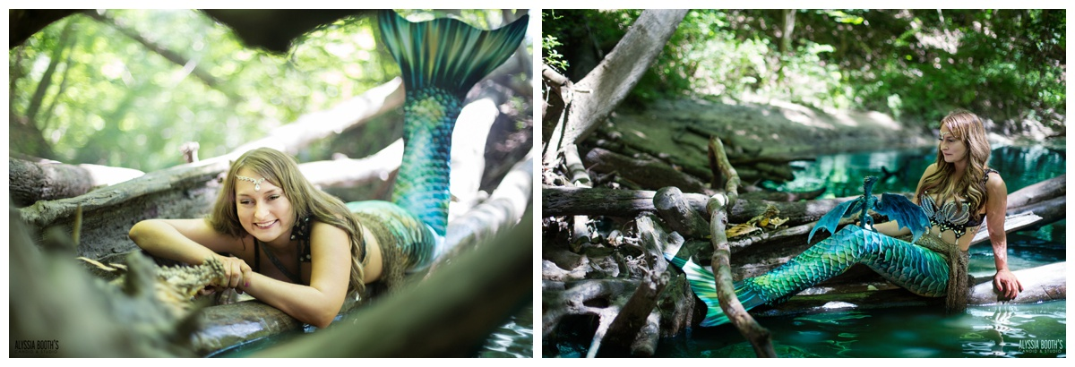 Mermaid & Dragon Photoshoot | Be The Myth | Alyssia Booth's Candid & Studio | Michigan Photographer | Fantasy Shoots | www.abcandidstudio.com