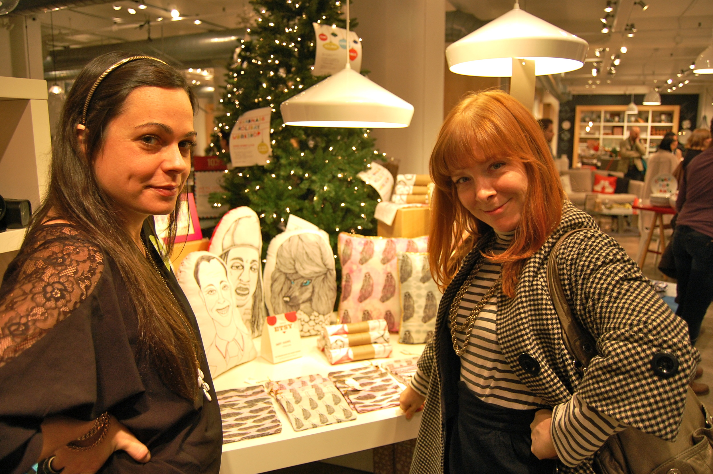 West Elm Local Makers Event