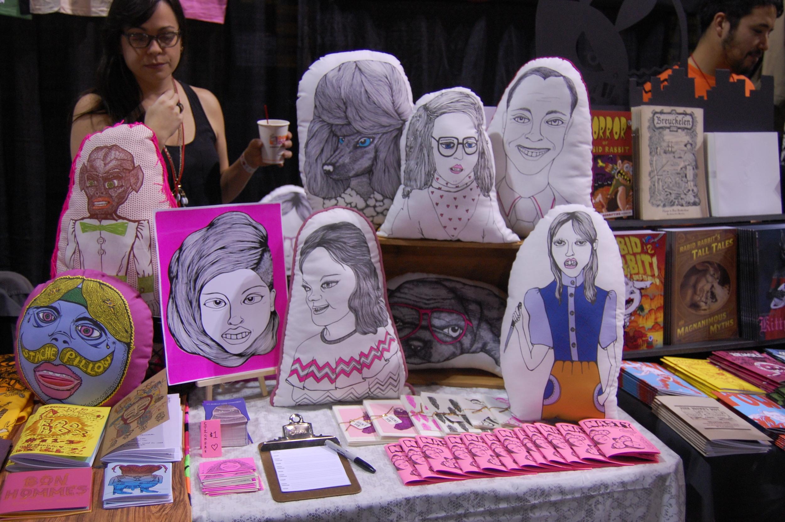 Museum of Comic Art Event 2011