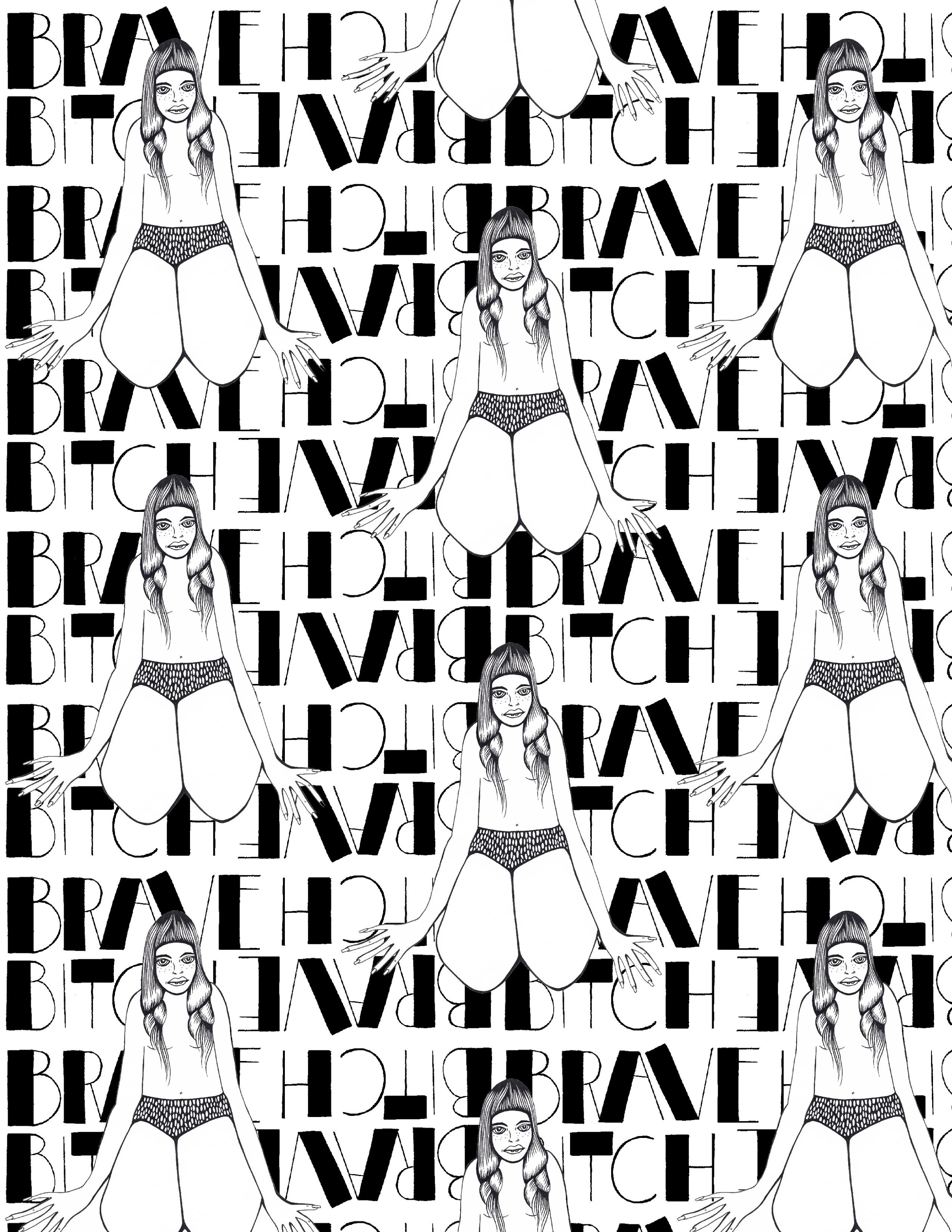 Brave Bitch Pattern.jpg