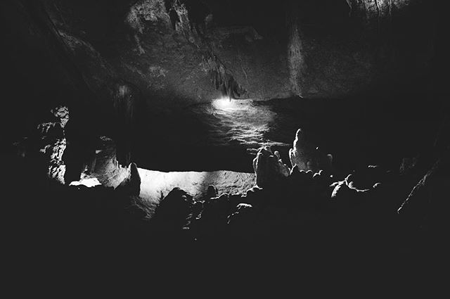 Cool caves make for great escapes