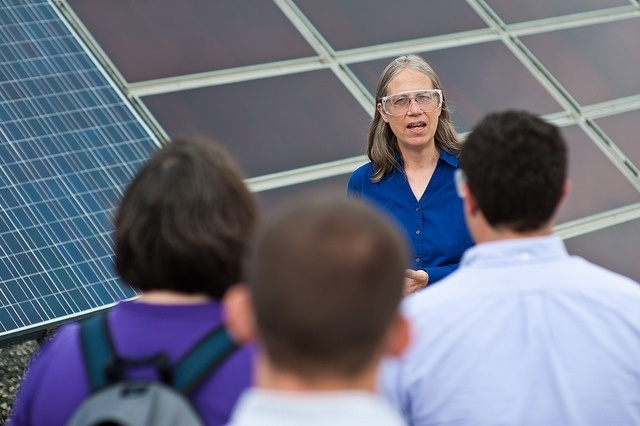Sarah Kurtz, National Renewable Energy Laboratory