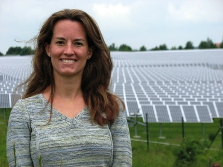 Julia Hamm, Solar Electric Power Association (SEPA)