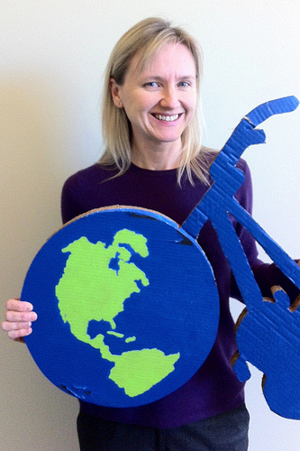 Elizabeth Rublev, Operations & Communications Manager, Climate Cycle